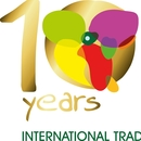 Logo 10 years Fruit Attraction con leyenda ing